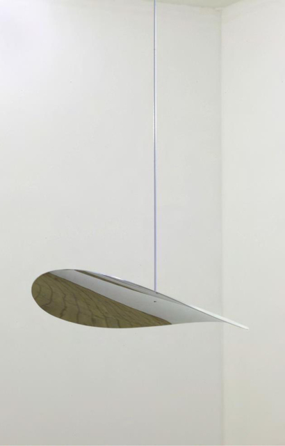 , 'Steel Ellipse,' 2010, Gallery Sofie Van de Velde