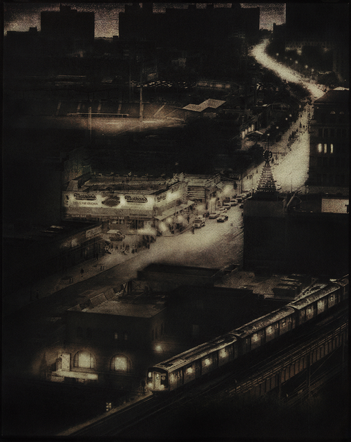 , 'Midnight at Nathan's,' 2013, Gallery 270