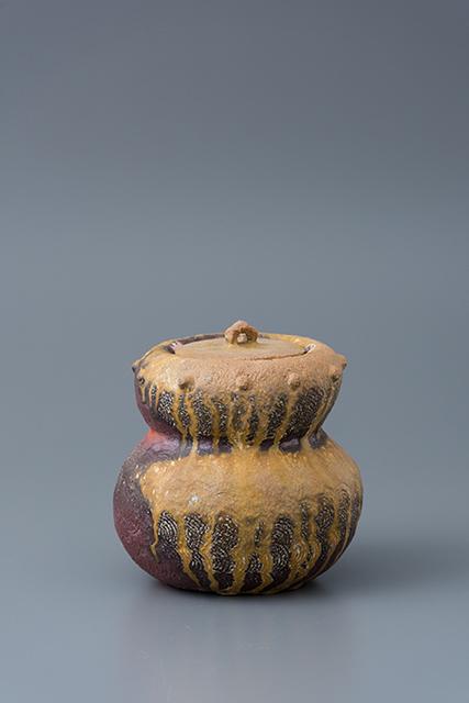 , 'Water container, yohen natural ash glaze,' , Pucker Gallery