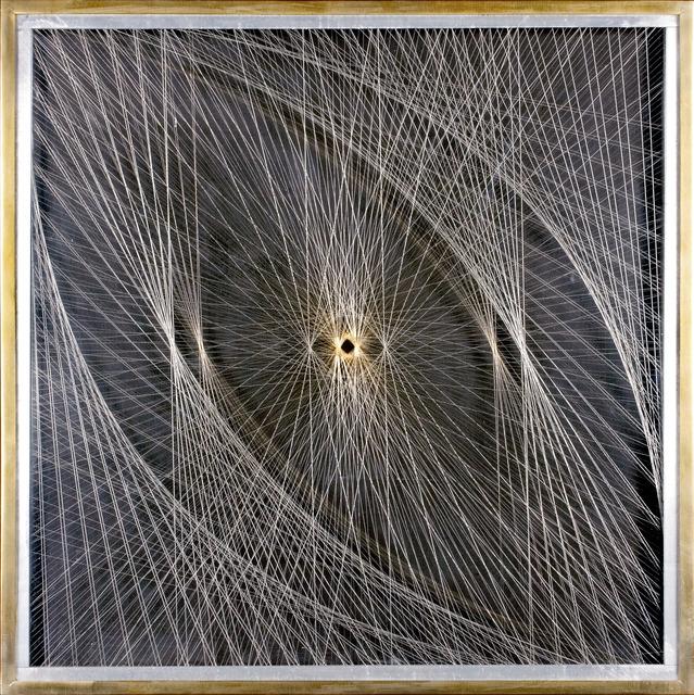 Sue Fuller, 'String Composition #55', 1953, Museo de Arte Contemporáneo de Buenos Aires
