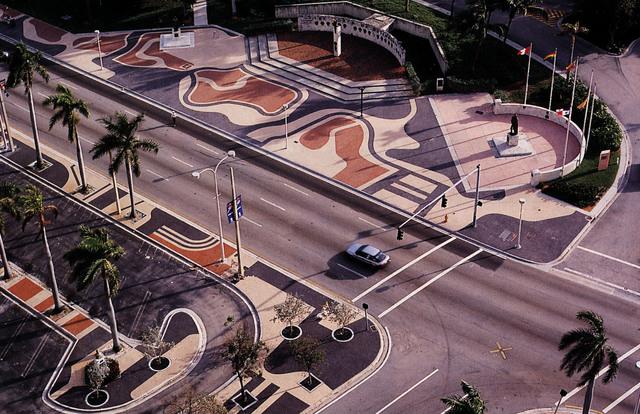 , 'Biscayne Boulevard, Miami,' 1988-2004, The Jewish Museum