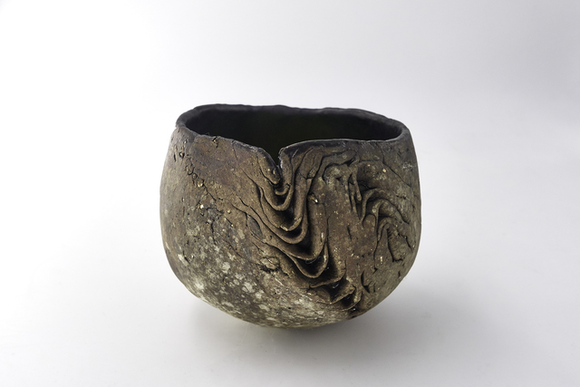 , ''Sekisoh' Layers tea bowl,' 2017, Ippodo Gallery