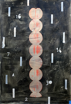 , 'Counting Column,' , Orth Contemporary