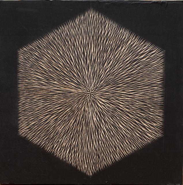 , 'Hexagon,' 2017, pop/off/art