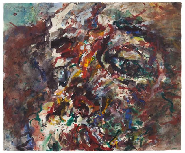 , 'Face landscape ,' , Galerie Michael Hasenclever