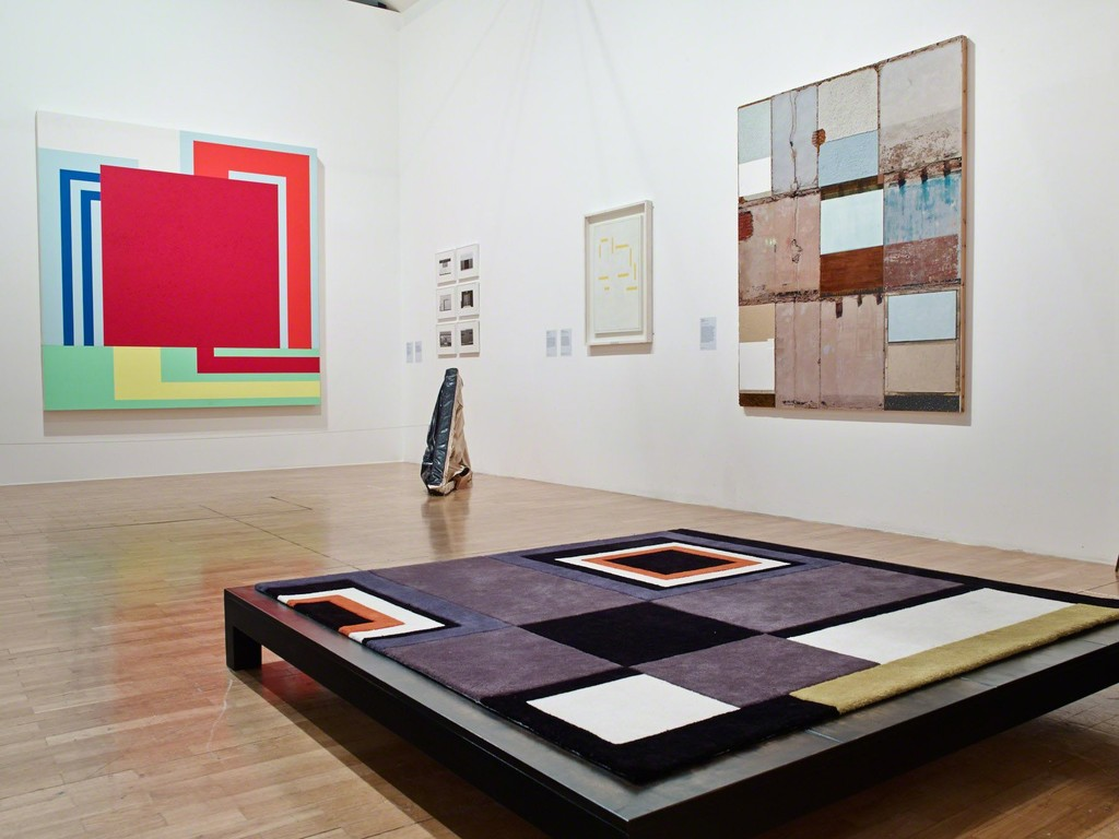 Adventures of the Black Square, Gallery 8, Installation View. Photo Stephen White.