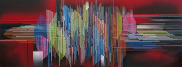 , 'Intersperse,' 2017, Simard Bilodeau Contemporary