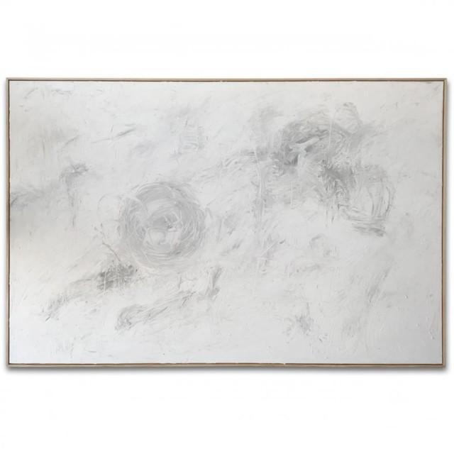 , 'UNTITLED XVII,' , Exhibit by Aberson