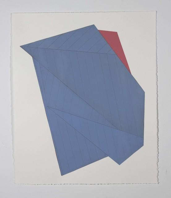 , 'Fold,' 2016, Galleri Urbane