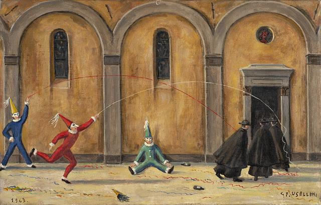 Gianfilippo Usellini, 'Untitled', 1963, Il Ponte