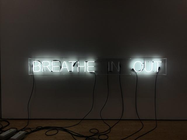 , 'Relax,' 2018, Dominik Mersch Gallery