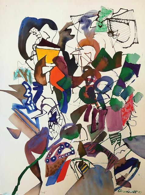 , 'Pendi,' 1991, Lawrence Fine Art