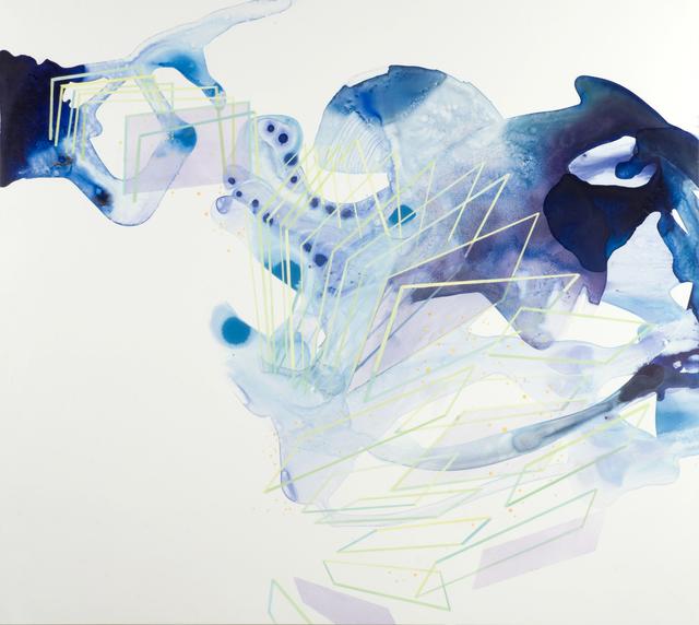 , 'Slide,' 2012, JAYJAY