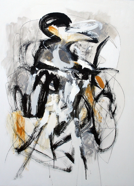 , 'Composition with Umber II,' , Calvin Charles Gallery