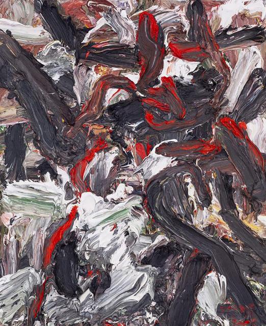 , 'The Mountains·Hidden Huntress,' 2019, Leo Gallery
