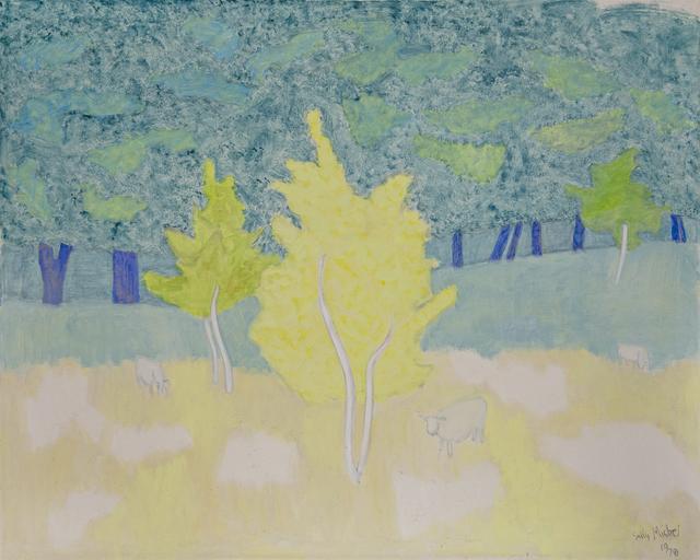 Sally Michel Avery, 'August Light', 1970, Taylor | Graham