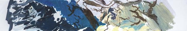 Chih-Hung Kuo, 'Study of Landscape 14', 2016, Aki Gallery
