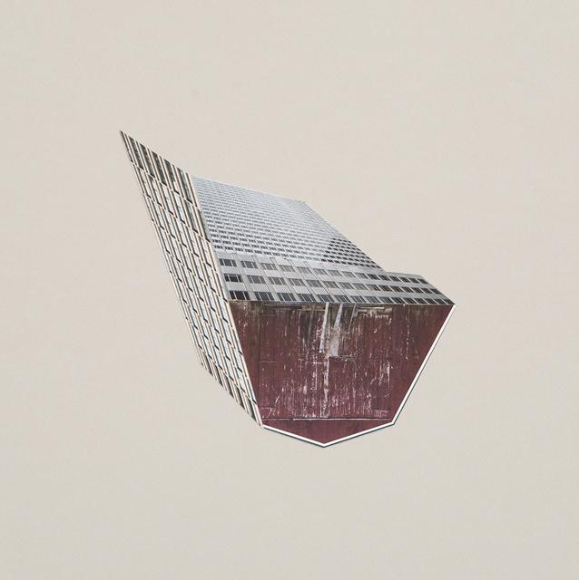 , 'Migrants 34,' 2016, Matthew Rachman Gallery