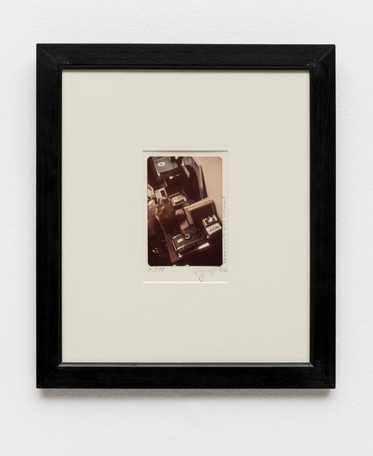 Regina Vater, 'Fragmentos dos X - Range', 1977, Bergamin & Gomide