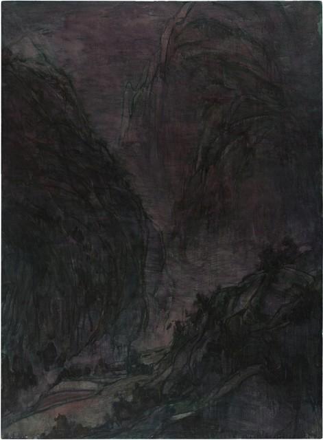 , 'Autumn Mountain at Night,' 2016, Aye Gallery