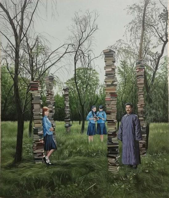 , 'Secret Garden - Book,' 2016, Art+ Shanghai Gallery
