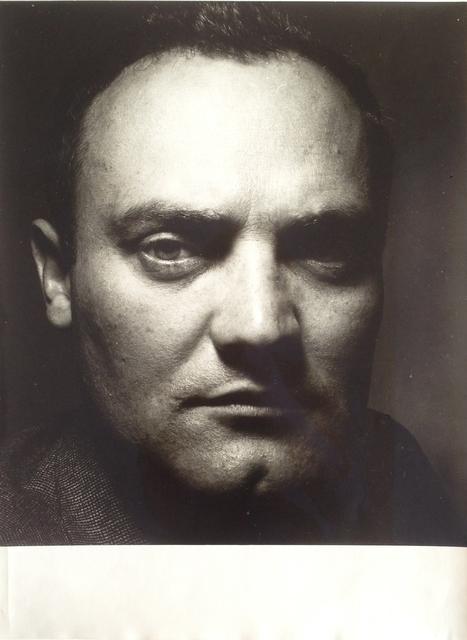 , 'Werner Kreindl (Actor),' ca. 1955, Galerie Julian Sander
