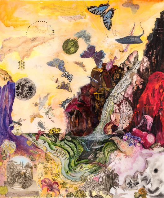 , 'Butterfly Cove,' 2018, John Martin Gallery