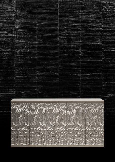 , 'Long River Box,' 2017, Gagosian