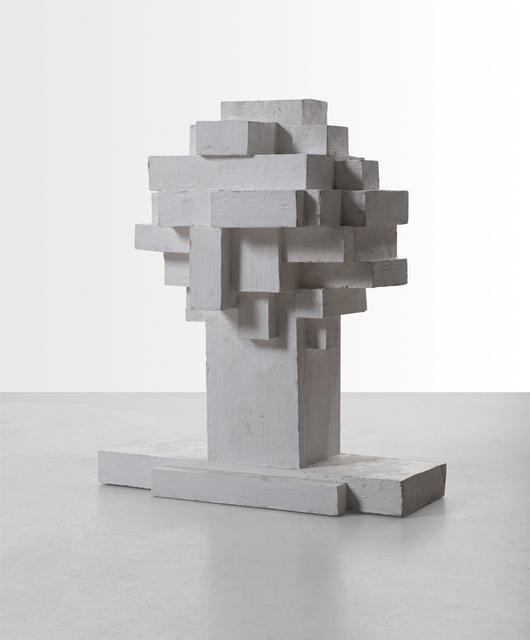 , 'White Sculpture,' 2002, Palisander Gallery
