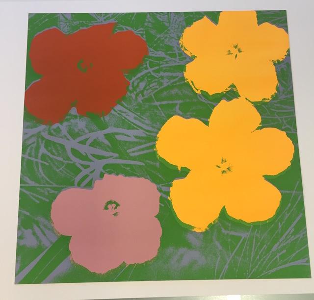 Andy Warhol, 'Flowers (FS II.65) ', 1970, Print, Screenprint on Paper, Revolver Gallery