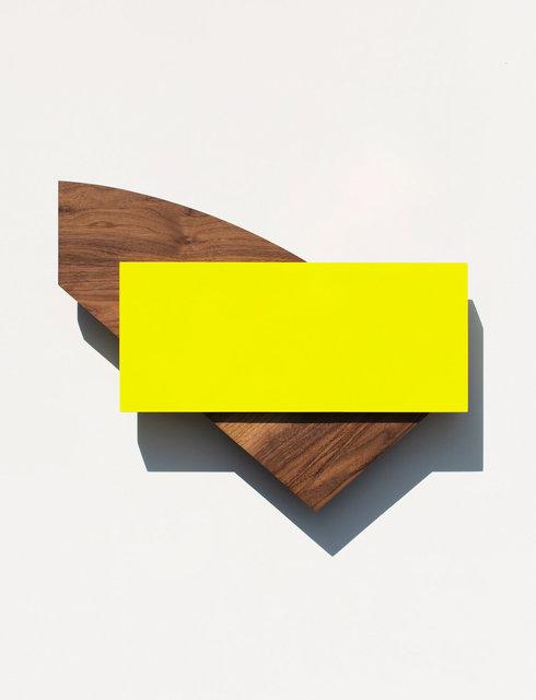 , 'Untitled (Rotating Shapes, No. 13),' 2019, Octavia Art Gallery