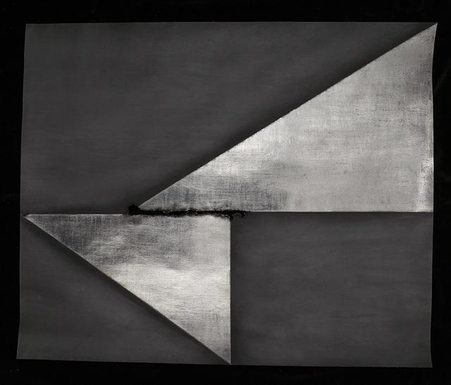 , 'Triangular Relationships #3,' 2016, Yossi Milo Gallery