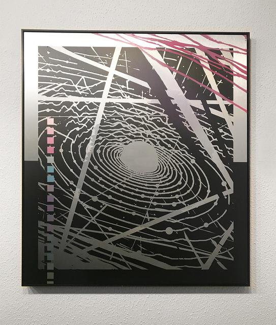 Javier Ortega, 'Gravita', 2019, Galería Cornión