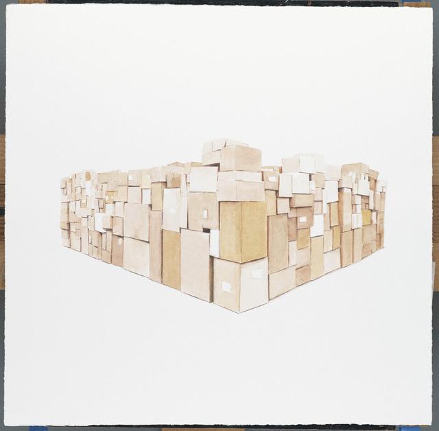 , 'JB's Installation (Bayonne, FR),' 2013, G. Gibson Gallery