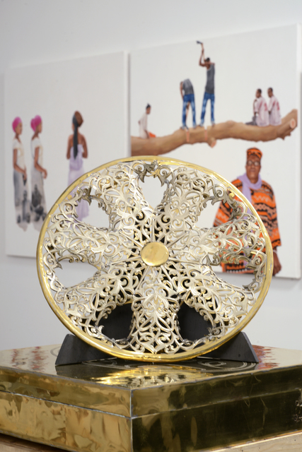 , 'Untitled (Citroën Xsara/Picasso Hubcap),,' 2014, Richard Taittinger Gallery