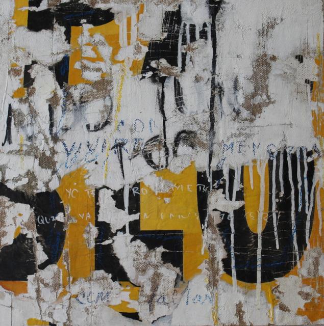 , 'Oreo Nº3,' 2017, Galeria Otros 360º