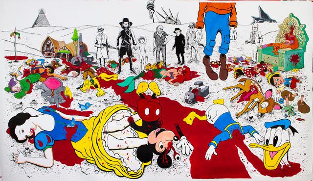 , 'Sangre de los Pervertidos,' 2012, Suzanne Tarasieve