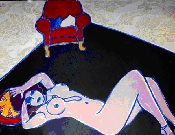 Corneille, 'Nude', Zenith Gallery