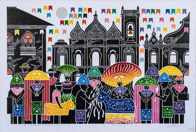 Airton Marinho Macedo, 'Bumba meu Boi', 2004, Ligia Testa Espaço de Arte
