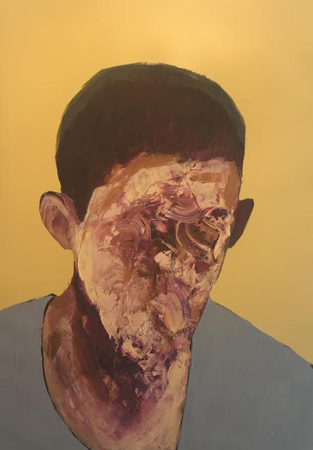 , 'Pintura Carne n. 02,' 2017, Lois Lambert Gallery