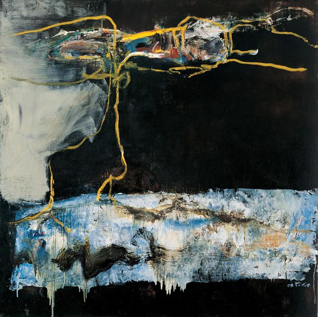 , 'Emptiness in Welkin,' 2004, Asia Art Center