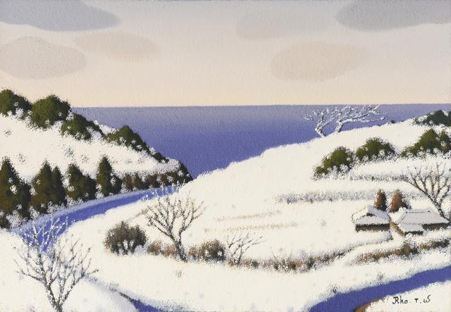 , 'Winter (겨울),' 2010, Galerie Bhak
