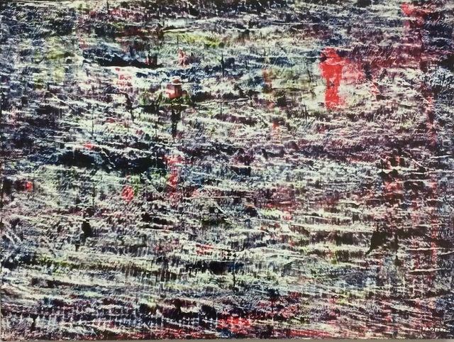 A. C. Pifaro, 'A Girl On a Wretched City ', 2017, Robert Kananaj Gallery