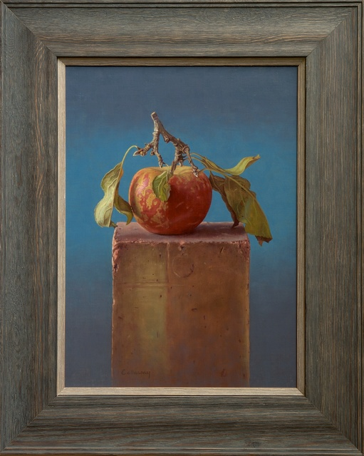 , 'Apple on a Brick III,' 2016, ARCADIA CONTEMPORARY