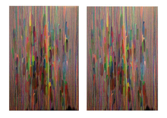 , 'Díptico,' 2015, Casa Nova Arte e Cultura Contemporanea