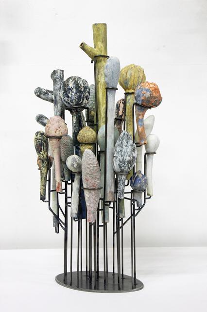 , 'Still Life ( flora & pod 2),' 2014, Mindy Solomon Gallery