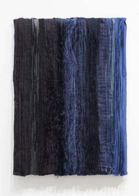 , 'Blue take me to the end of all loves (6),' 2019, Primo Marella Gallery