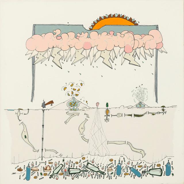 , 'Piccola tempesta magnetica,' 1980, Erica Ravenna Arte Contemporanea