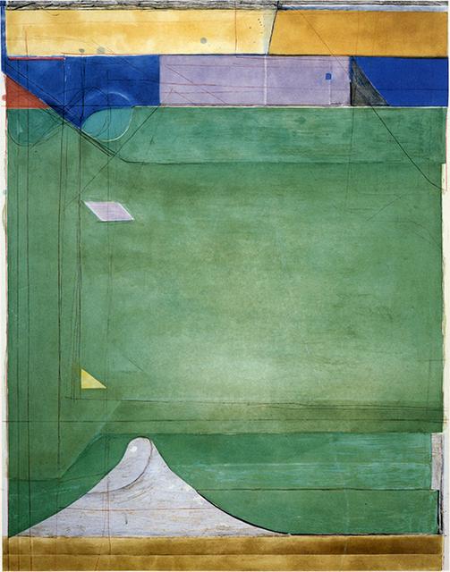 , 'Green,' 1986, Mary Ryan Gallery, Inc