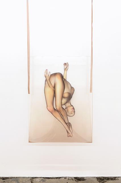 , 'Das Unheimliche (3),' 2014, Nina Johnson